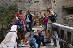 Výlet na hrad Uhrovec