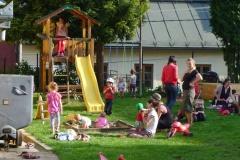 Komunitné podujatie na Skautskom dome 5/2014