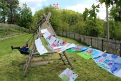 Sprievodné podujatia na záhrade pri Infocentre