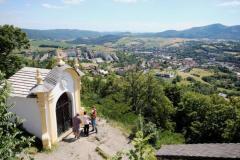Kalvária Banská Štiavnica, jedna z kaplniek