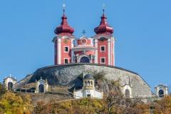 Kalvária Banská Štiavnica - Horný kostol