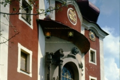 Horný kostol, rok 1992