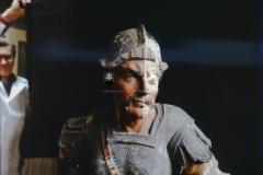 Vojak - detail, rok 1986