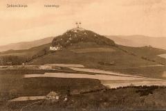 Historická fotka Kalvárie, rok neudaný