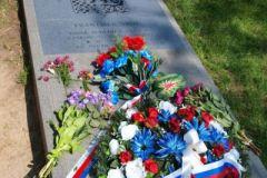 Hrob Františka Broža