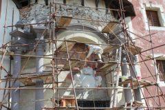 Obnova kartuše na Hornom kostole