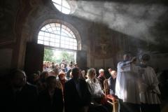 Omša Dolný kostol