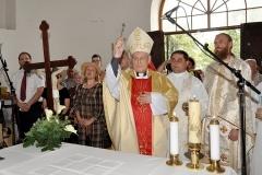 Posvätenie Dolného kostola