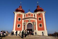 Horný kostol po rekonštrukcii
