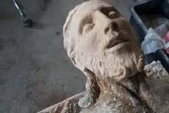 Socha mŕtveho tela Ježiša Krista.