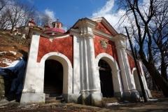 Kalvária Banská Štiavnica- Stredný kostol