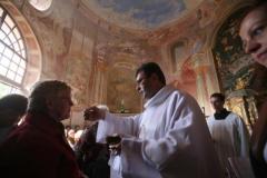 Púť v roku 2012 - Dolný Kostol