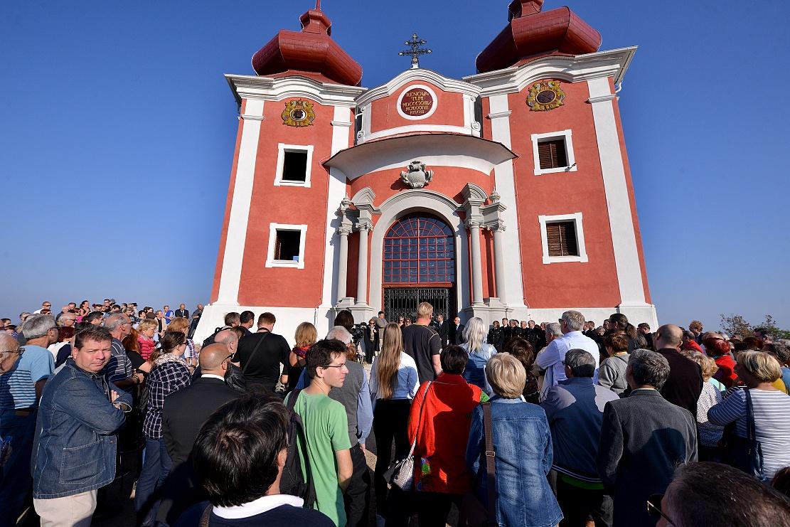 Dokončenie obnovy Horného kostola